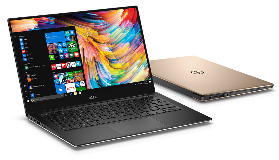 The Dell XPS 13 Laptop